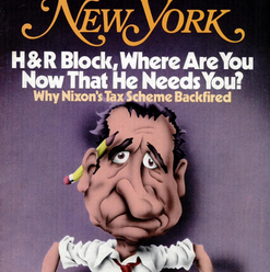 Nixon, NY Magazine