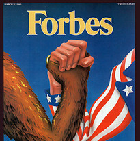 Arms Race, Forbes cover
