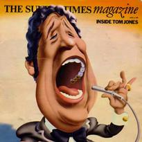 Tom Jones, Sunday Times
