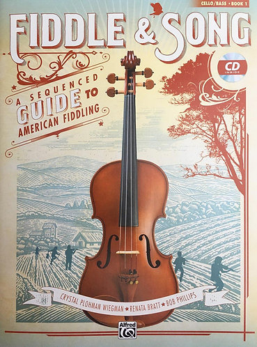 Fiddle & Song Cello