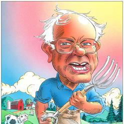 Bernie Sanders, The Nation