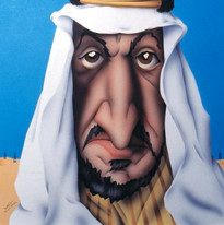 Arab Sheik