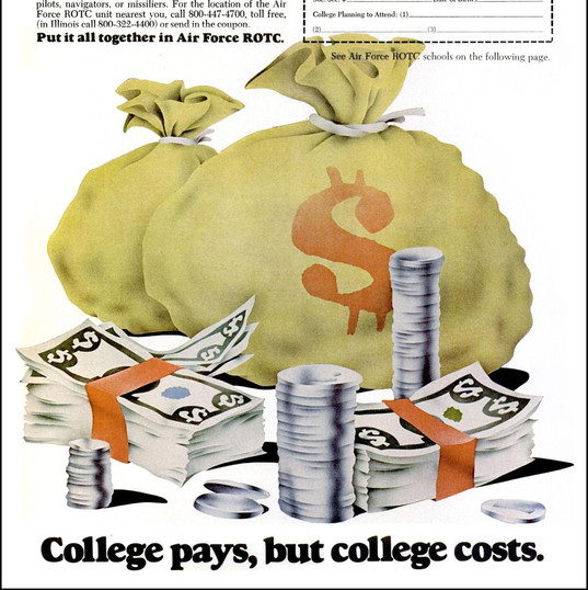 College Pays, But College Costs