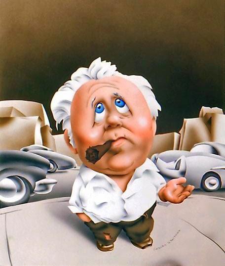 Archie Bunker, Ramparts