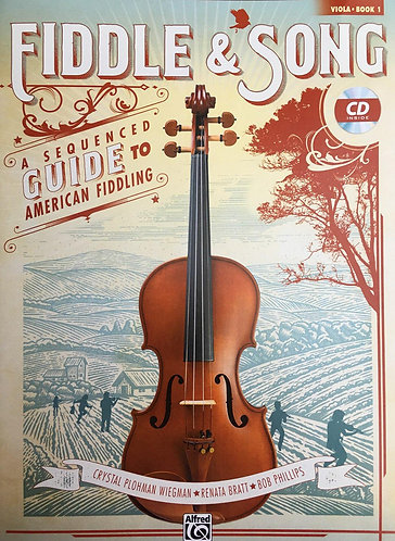 Fiddle & Song Viola