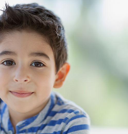 Drengens Portræt