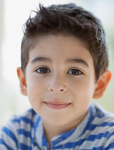 男孩的肖像