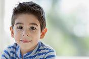 Portrait de garçon