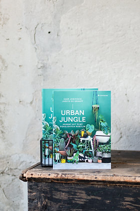 kniha Urban Jungle