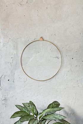 Kovový kruh 'Strups' L
