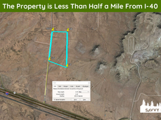 The Property is Less Than Half a Mile Fr