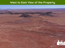 West to East View of the Property.png