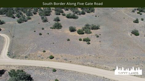 South Border Along Five Gate Road.png