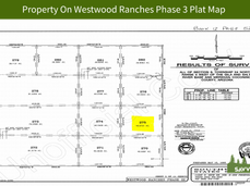 Property On Westwood Ranches Phase 3 Pla