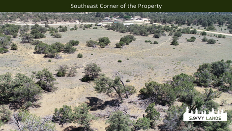 Southeast Corner of the Property.png