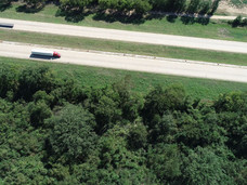 Interstate 30 East of the Property.JPG