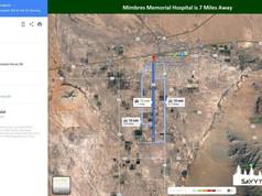 Mimbres Memorial Hospital is 7 Miles Awa