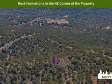 Rock Formations in the NE Corner of the