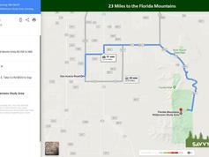 23 Miles to the Florida Mountains.jpg