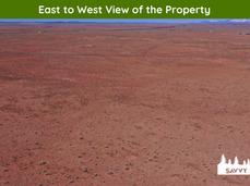 East to West View of the Property.png