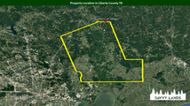 Property Location in Liberty County TX.j