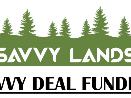 Savvy Deal Funding is LIVE!