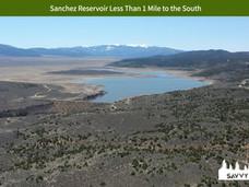 Sanchez Reservoir Less Than 1 Mile to th