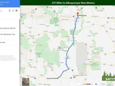 237 Miles to Albuquerque New Mexico.jpg