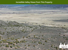 Incredible Valley Views From This Proper