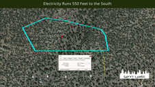 Electricity Runs 550 Feet to the South.p