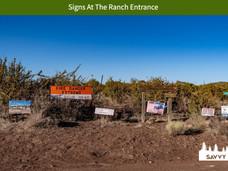 Signs At The Ranch Entrance.jpeg