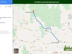 119 Miles to the Gila National Forest.jp