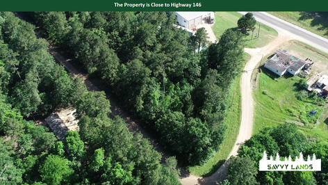 The Property is Close to Highway 146.png