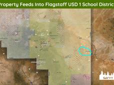 Property Feeds Into Flagstaff USD 1 Scho
