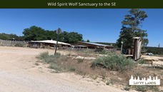 Wild Spirit Wolf Sanctuary to the SE.png