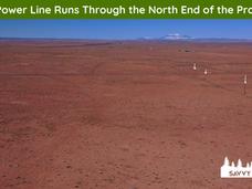 This Power Line Runs Through the North E