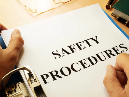 How to Improve Your Workplace Safety (Part 1)
