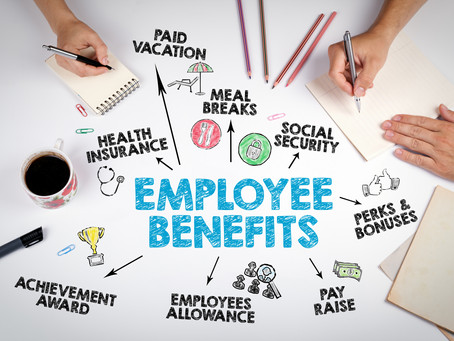 What Are Common Types of Employee Benefits?