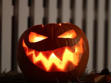 A Hybrid Office Halloween Celebration