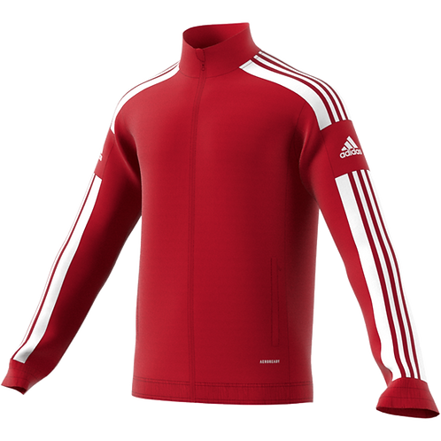 btob Stade Niçois Squadra 21 Training Jacket rouge