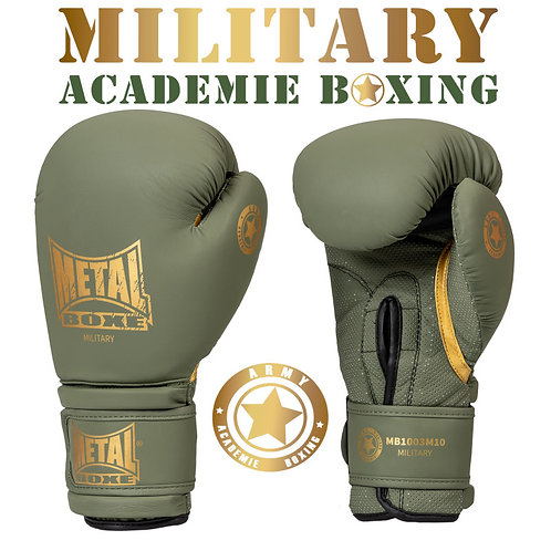 METAL BOXE GANT MILITARY GREEN