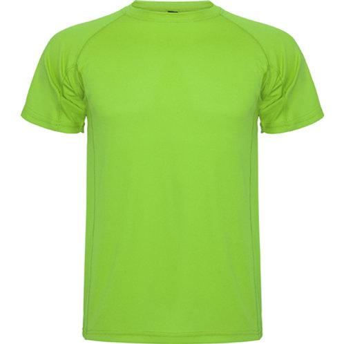 "T-shirt ""MONTECARLO"" POLYESTER 150gr/m²"