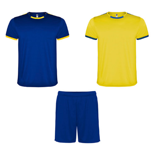 "ENSEMBLE 2 MAILLOTS et 1 SHORT ""RACING"""