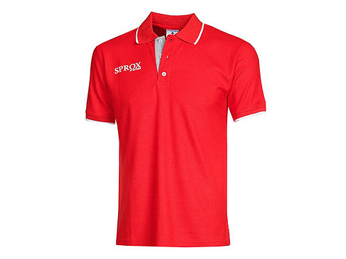 """PATRICK POLO """"SPROX140"""" ROUGE TAILLE M"""