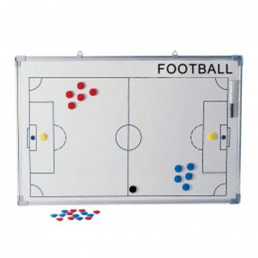 TABLEAU D'ENTRAINEMENT MAGNETIQUE ET EFFACABLE FOOTBALL