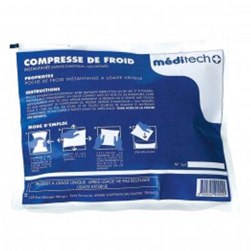 COMPRESSE DE FROID - LOT DE 12