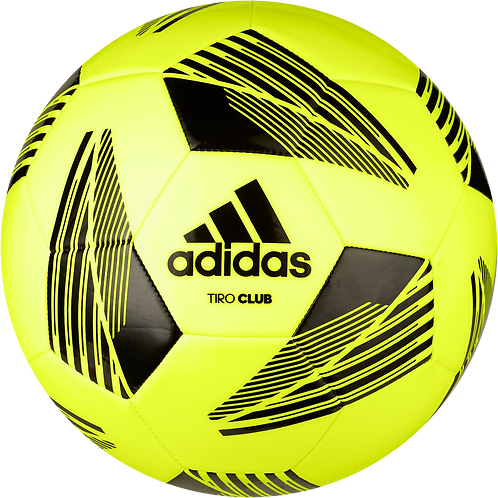 "ADIDAS BALLON FOOTBALL ""TIRO CLUB"" TAILLE 4"
