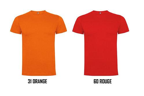 "T shirt ""DOGO PRENIUM"" COTON 165 gr/m²"
