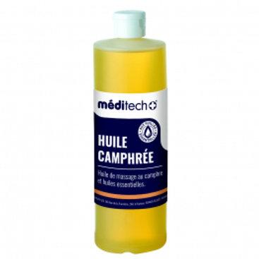 HUILE CAMPHRÉE