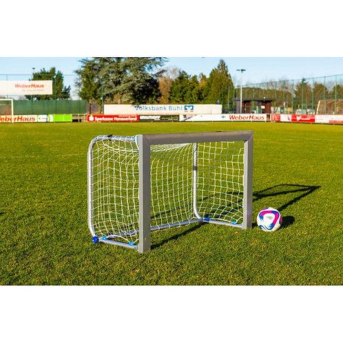 MINI BUT FOOTBALL ALUMINIUM 1,2 x 0,8 m
